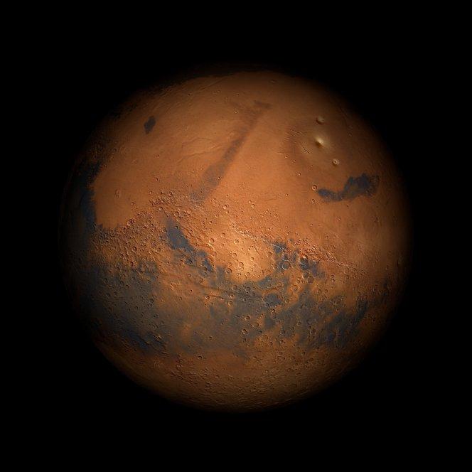 Mars Image