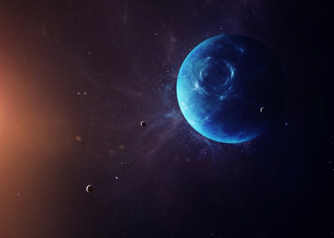 Neptune Image