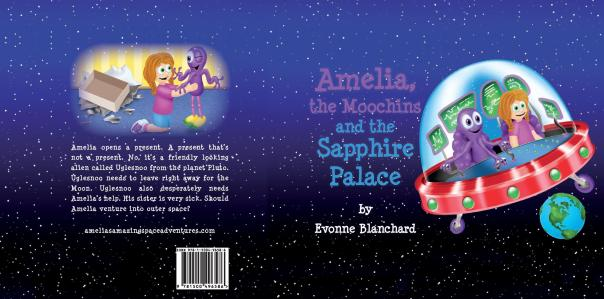 Amelia The Moochins cover 1-16