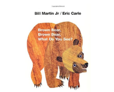 Brown Bear Cropped