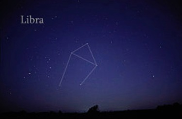 Libra Constellation
